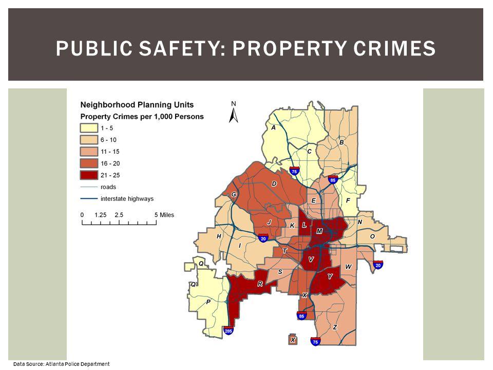 PUBLIC SAFETY: Property Crimes