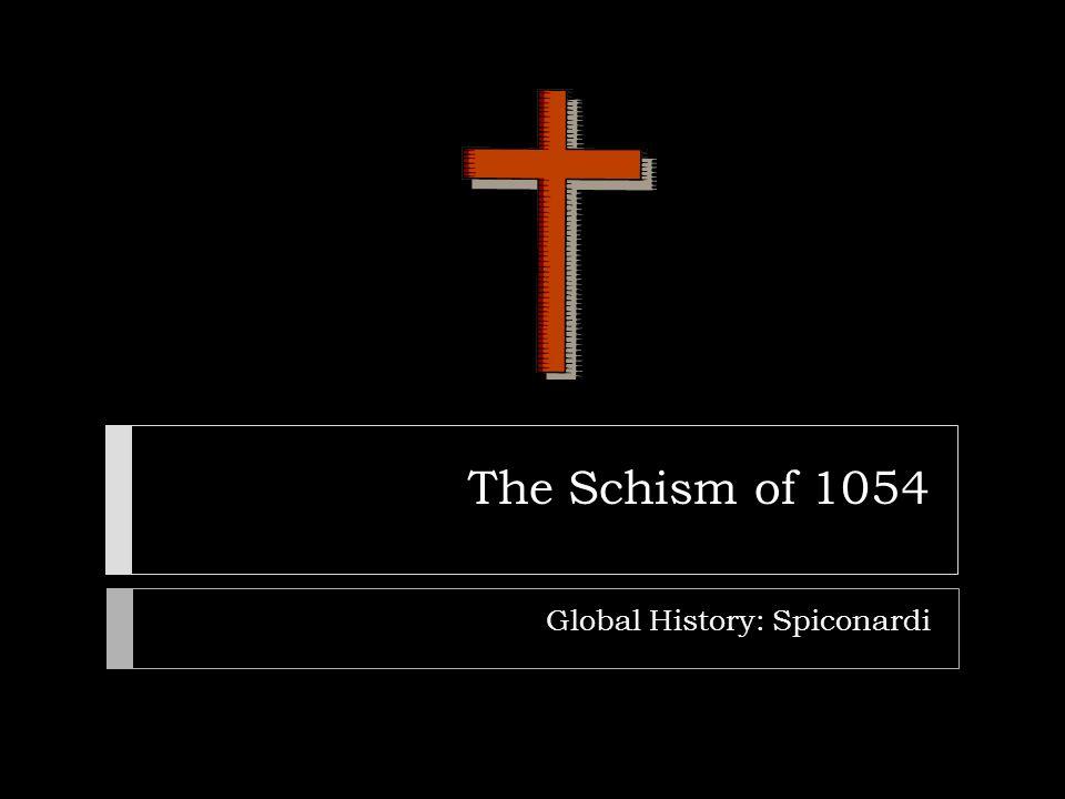 Global History: Spiconardi
