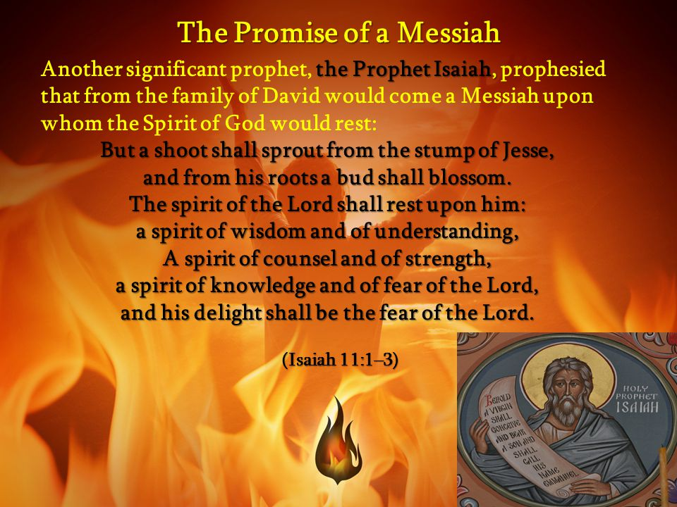 The Promise of a Messiah