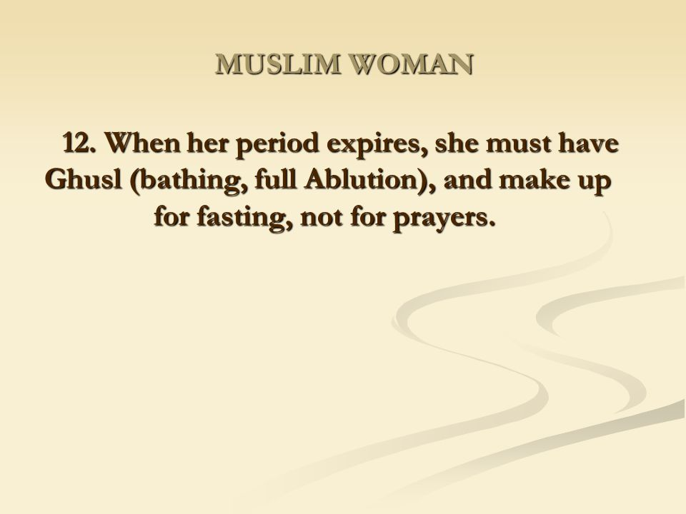 MUSLIM WOMAN 12.