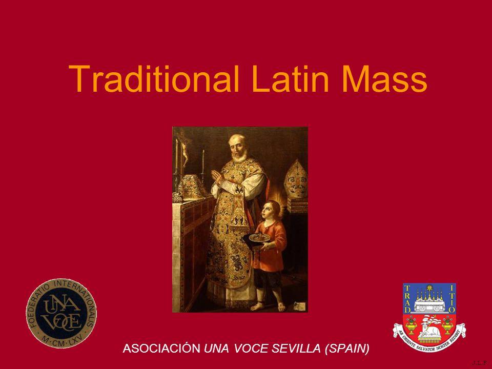 Traditional Latin Mass