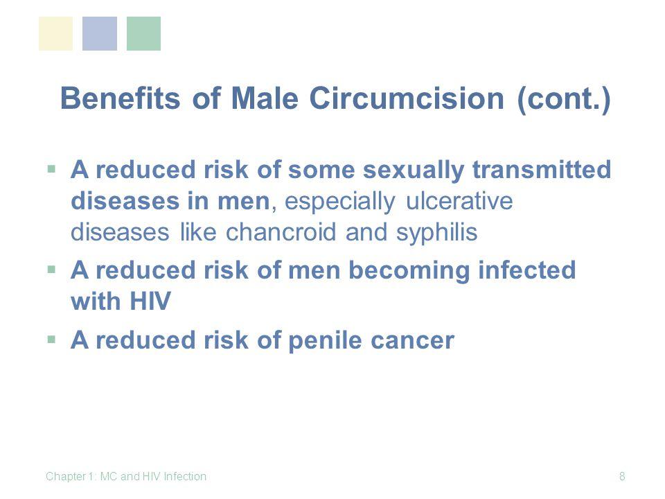 Benefits of Male Circumcision (cont.)