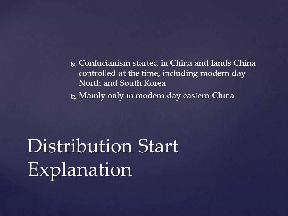 Distribution Start Explanation