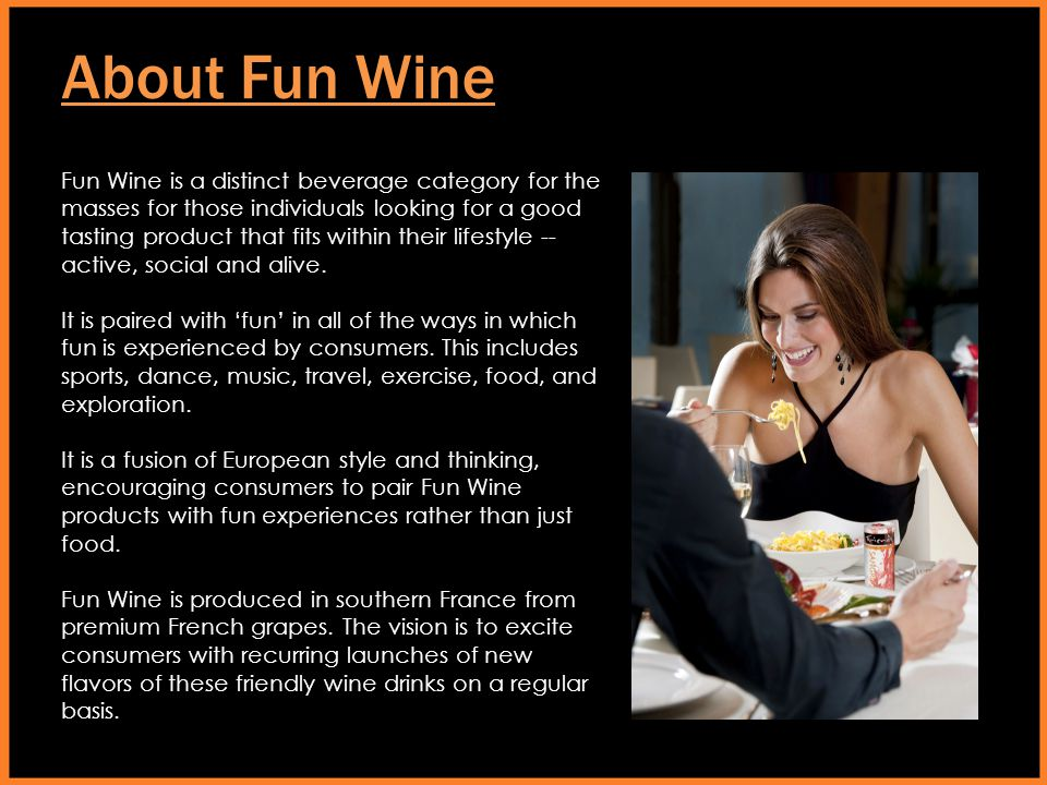 About Fun Wine