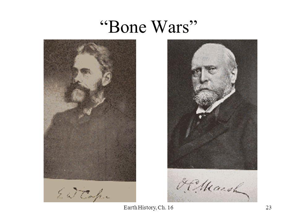 Bone Wars Earth History, Ch. 16