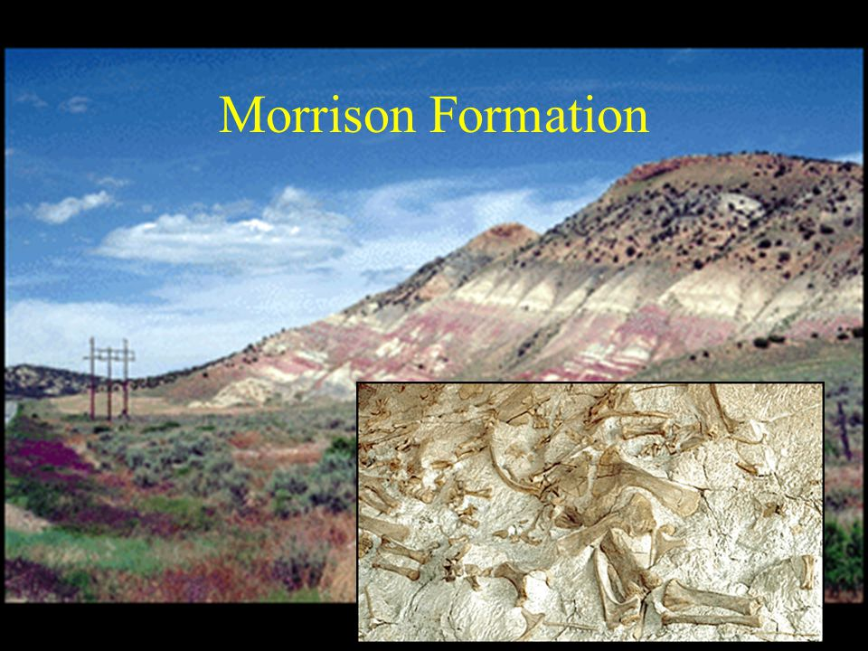 Morrison Formation Earth History, Ch. 16