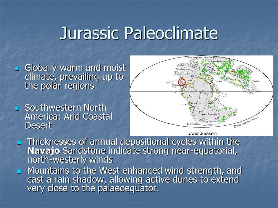 Jurassic Paleoclimate