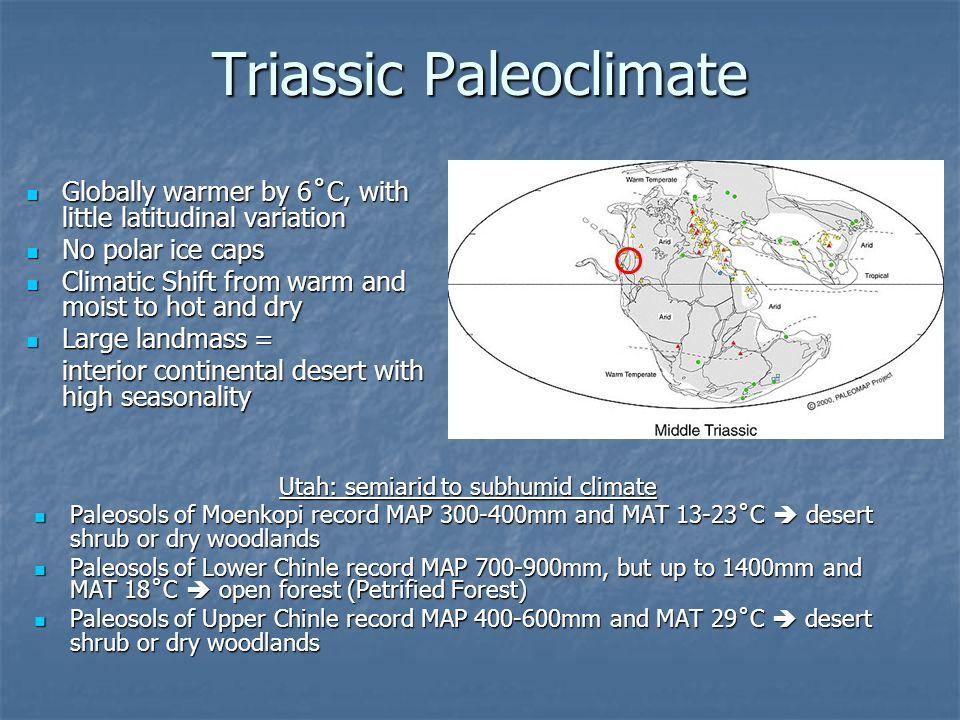 Triassic Paleoclimate
