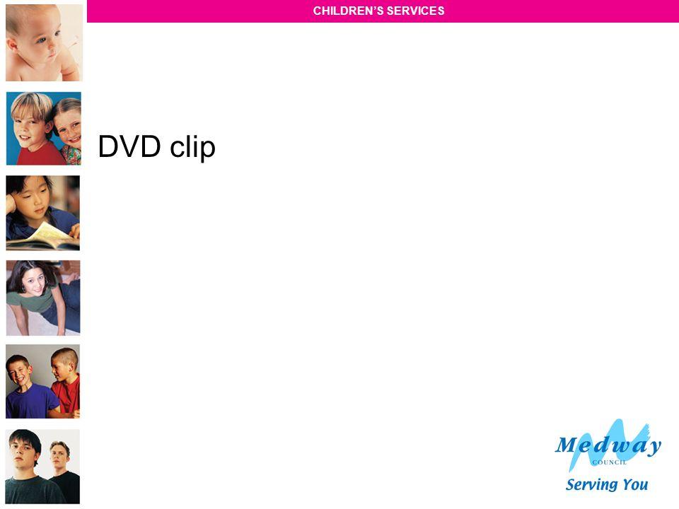 DVD clip