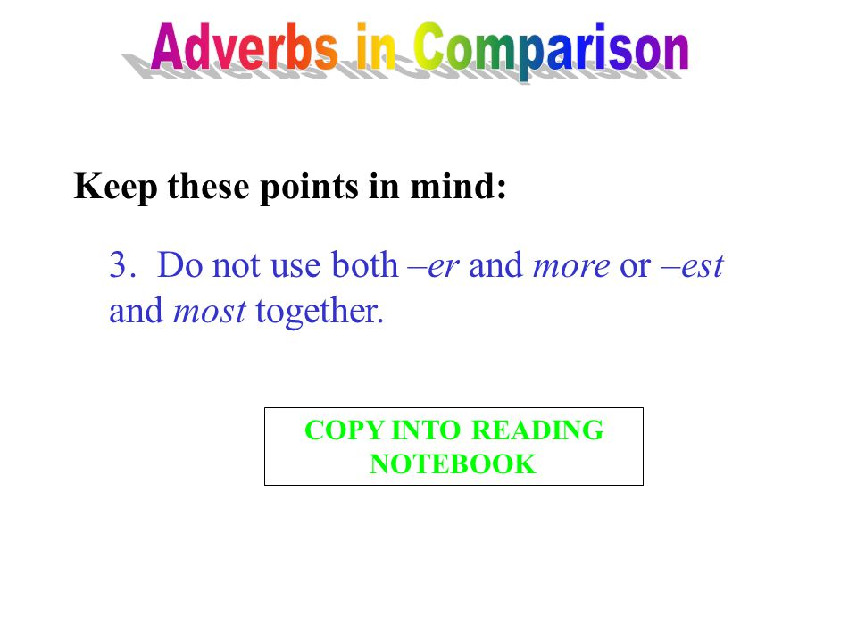 COPY INTO READING NOTEBOOK