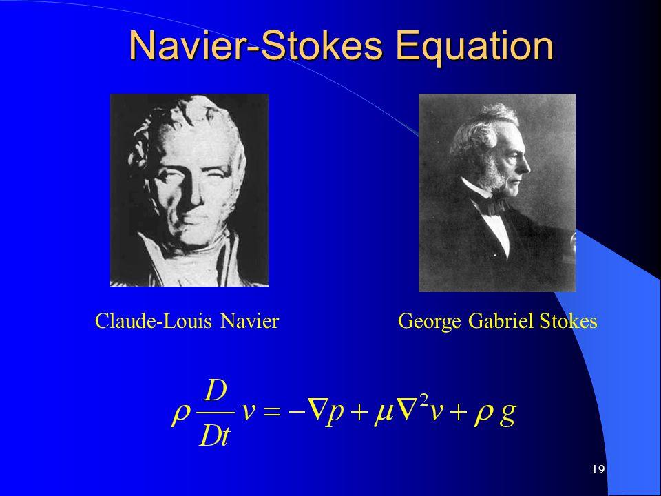 pdf navier stokes equation gas