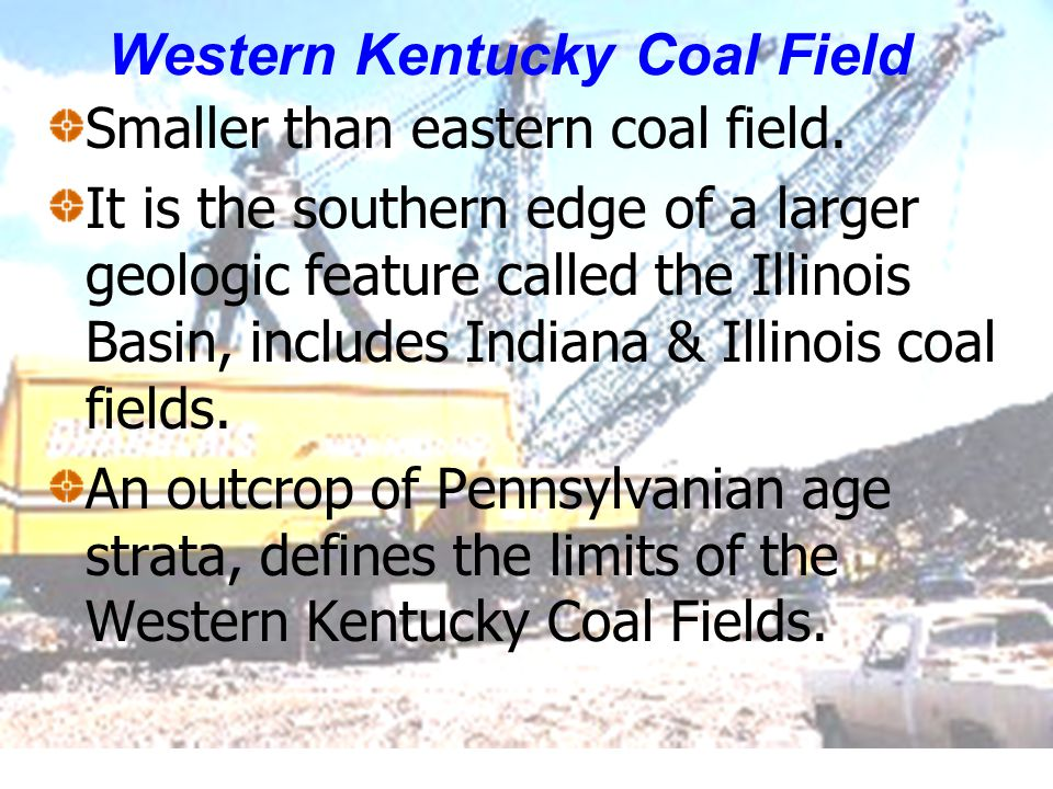Western Kentucky Coal Field