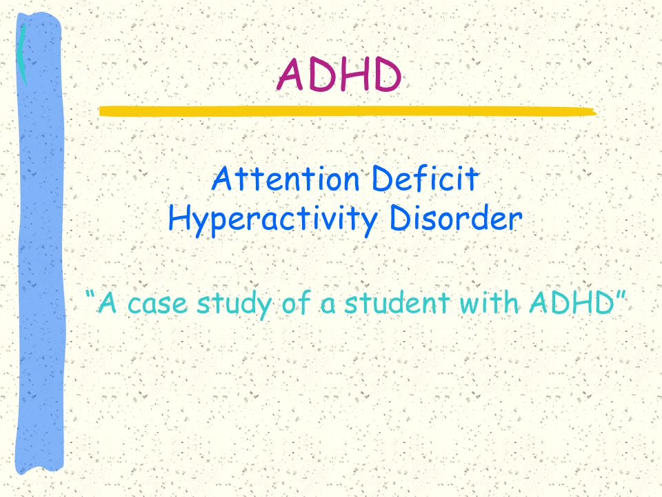 ADHD   Kids  The Truth About Attention Deficit Hyperactivity Disorder