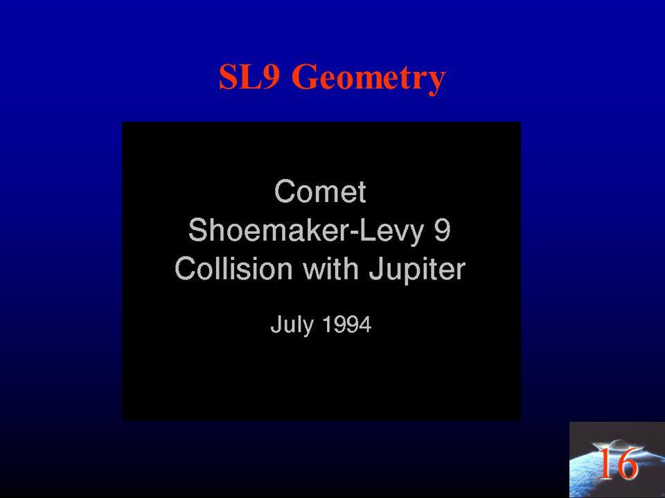 SL9 Geometry