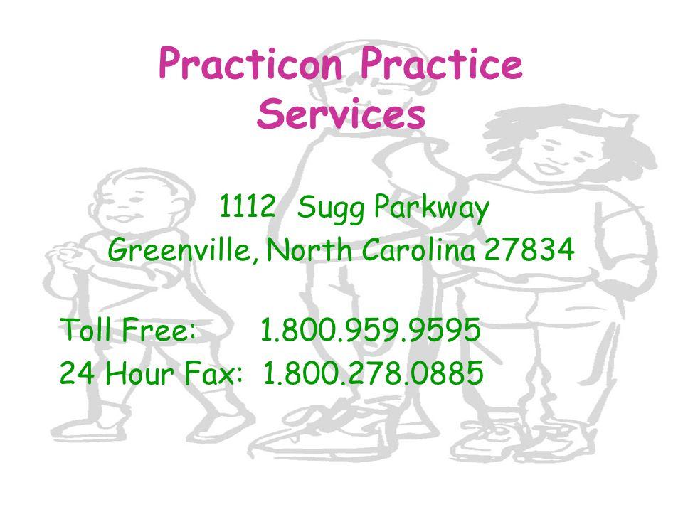 Practicon Practice Services