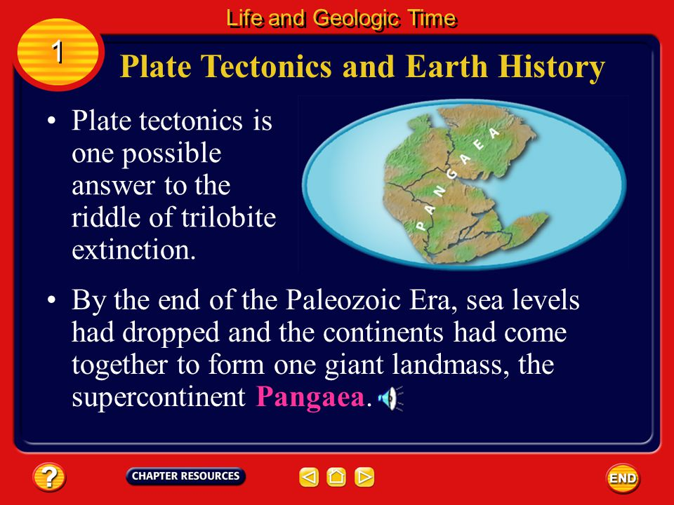 Plate Tectonics and Earth History
