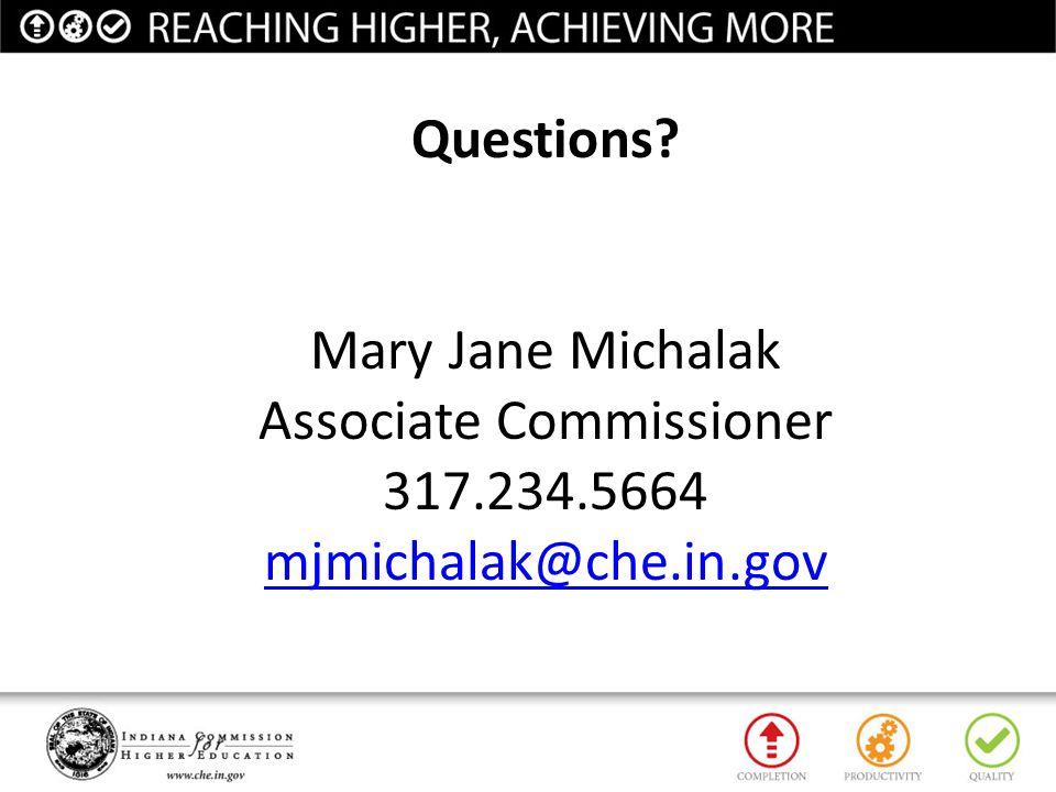Associate Commissioner
