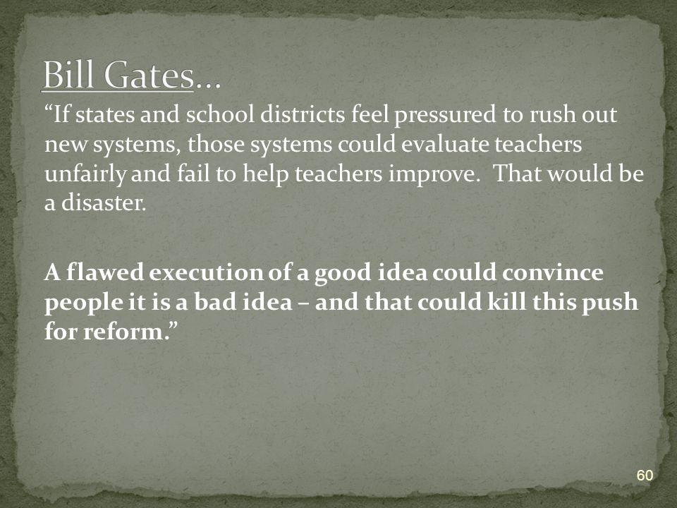 Bill Gates…