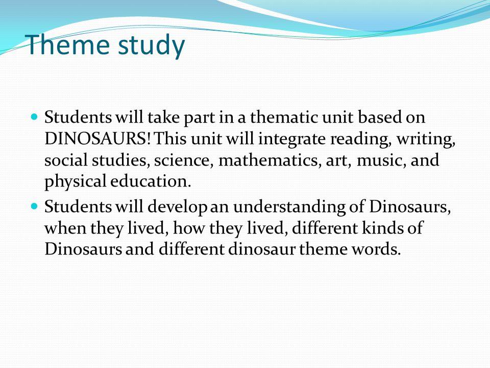 Theme study