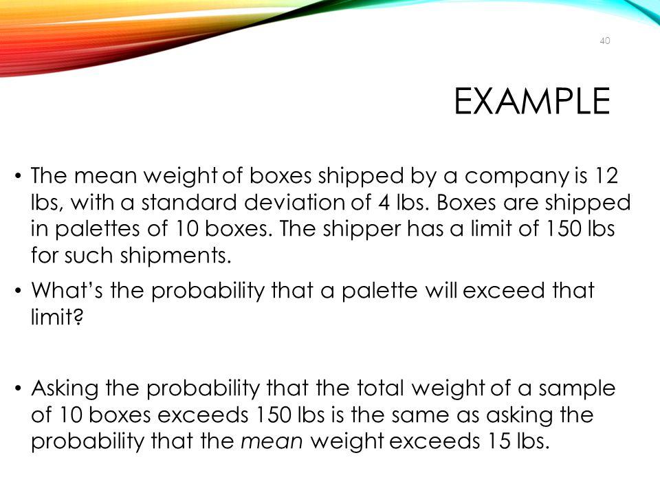 QTM1310/ Sharpe Example.