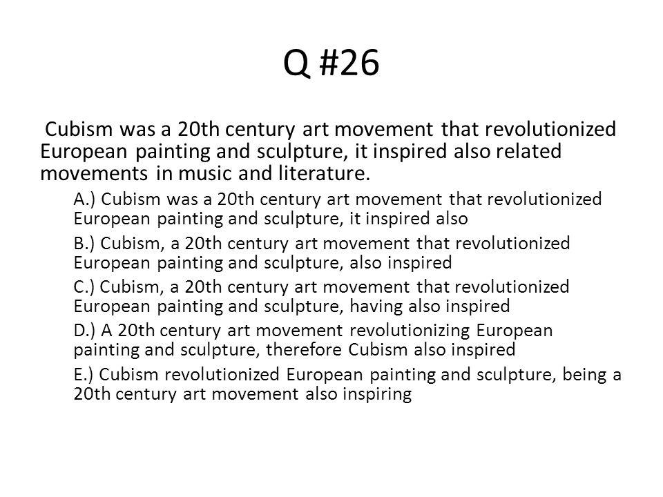 Q #26