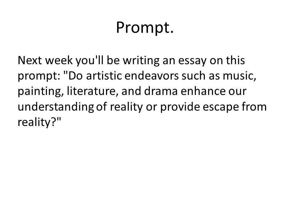 Prompt.