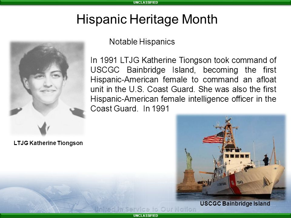 LTJG Katherine Tiongson USCGC Bainbridge Island