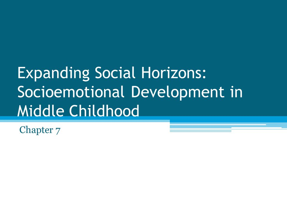 child development observation on social development