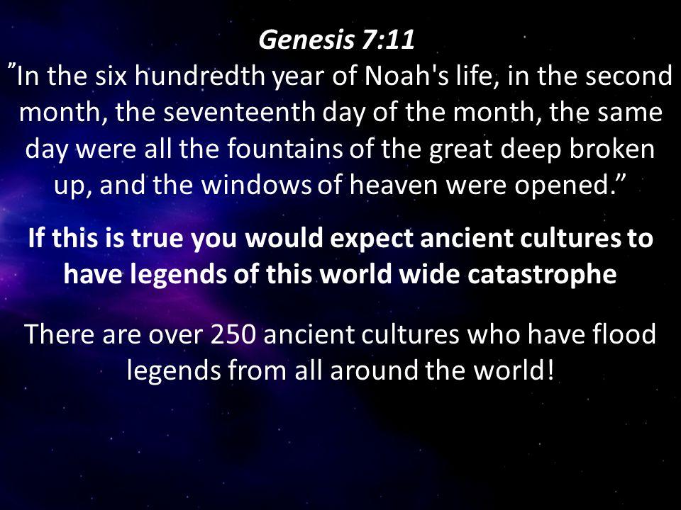 Genesis 7:11