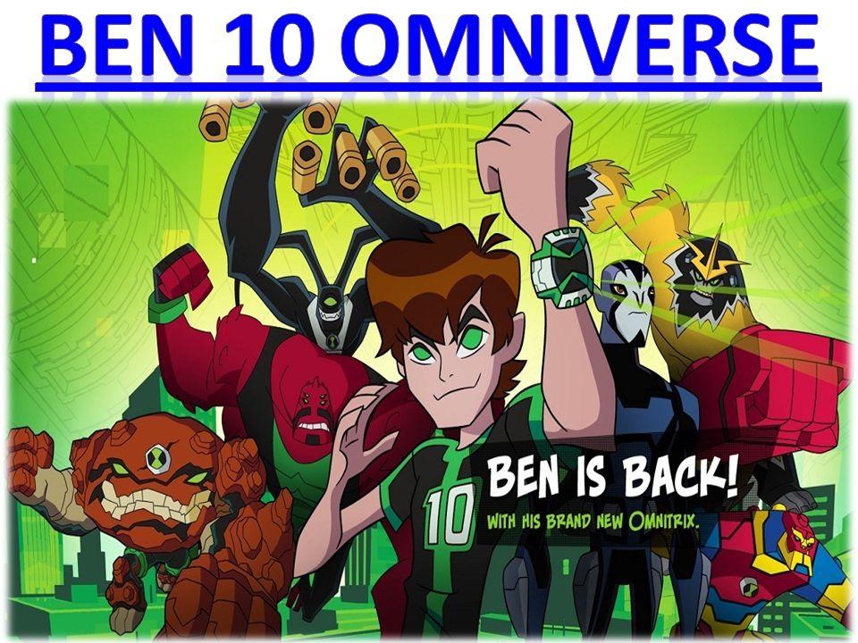 Ben 10 Omniverse Ppt Video Online Download