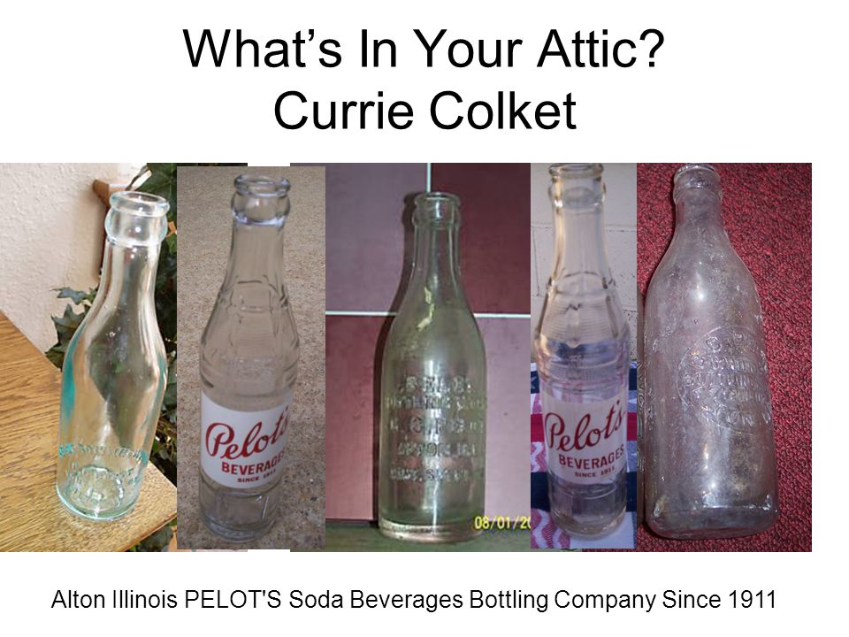 What's In Your Attic Currie Colket