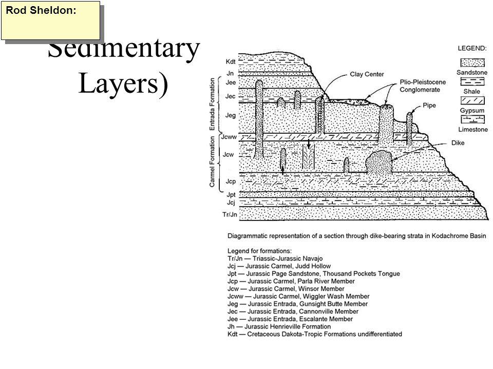 Rod Sheldon: Sedimentary Layers)