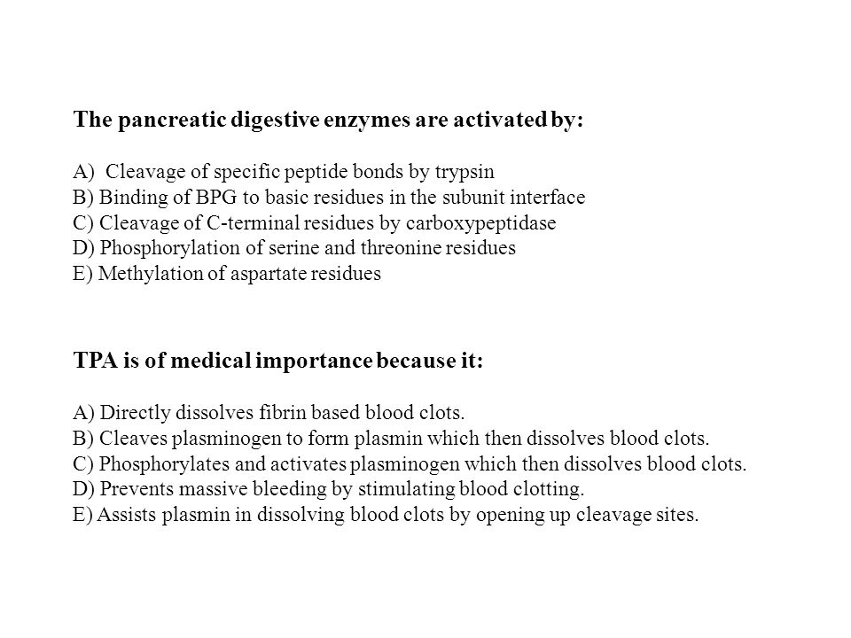 The pancreatic digestive enzymes are activated by: