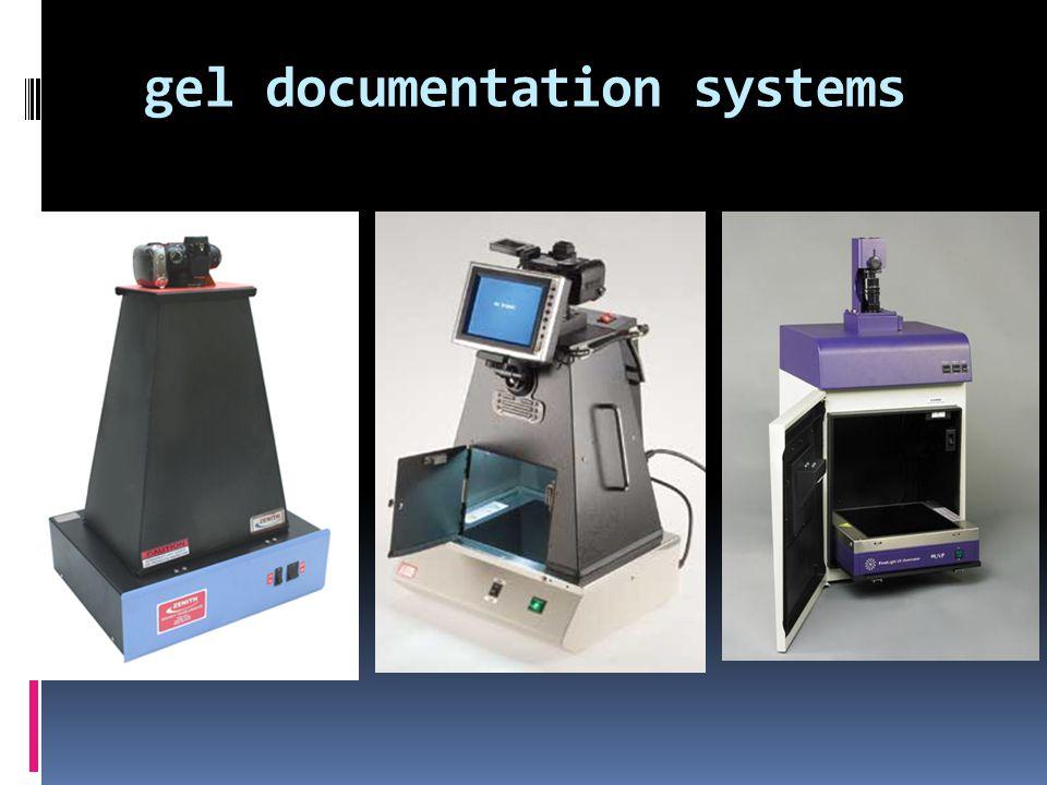 gel documentation systems