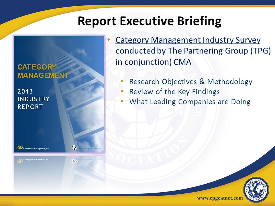 Report Executive Briefing