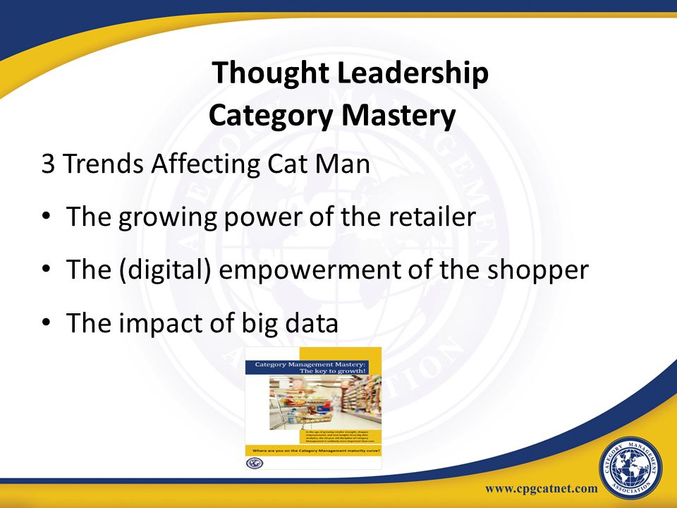 Thought Leadership Category Mastery