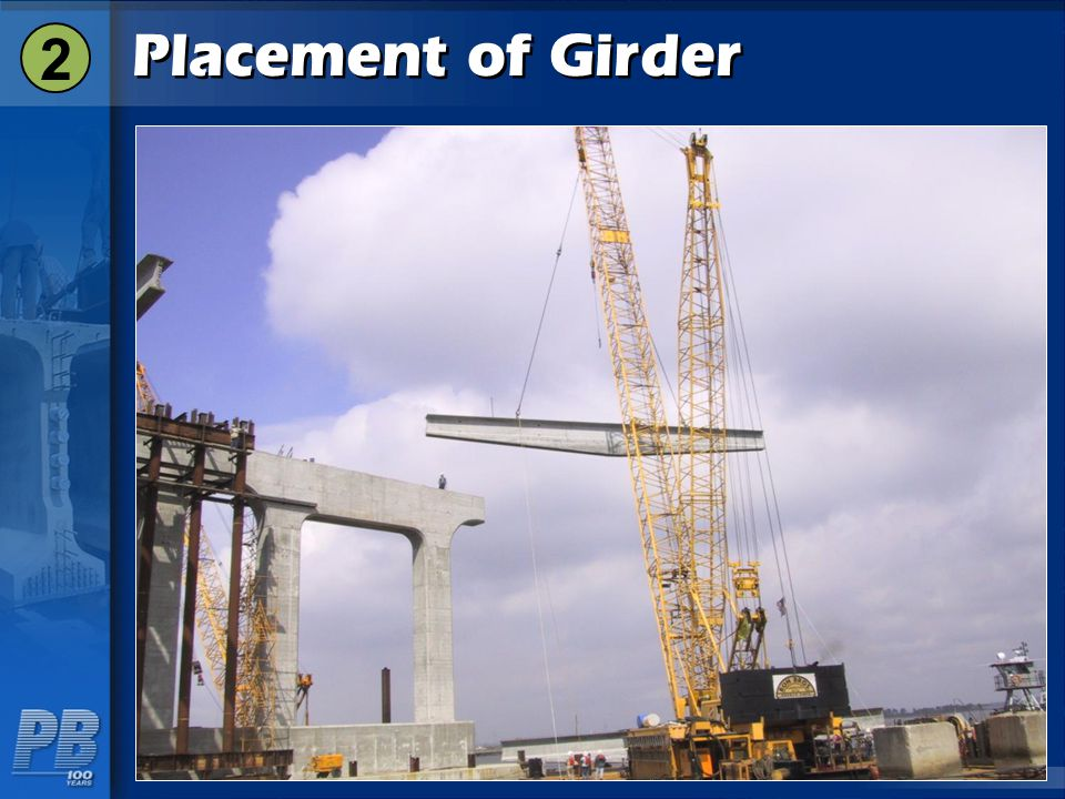 2 Placement of Girder
