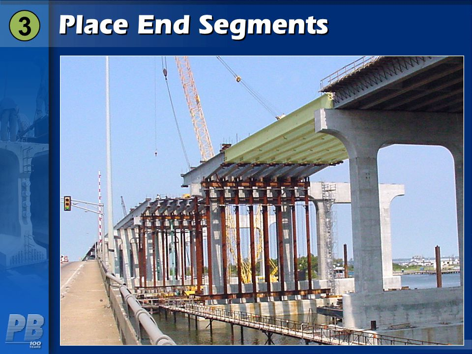 3 Place End Segments