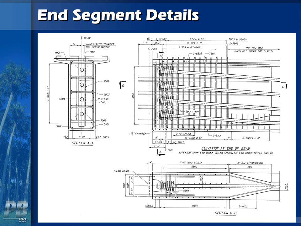 End Segment Details