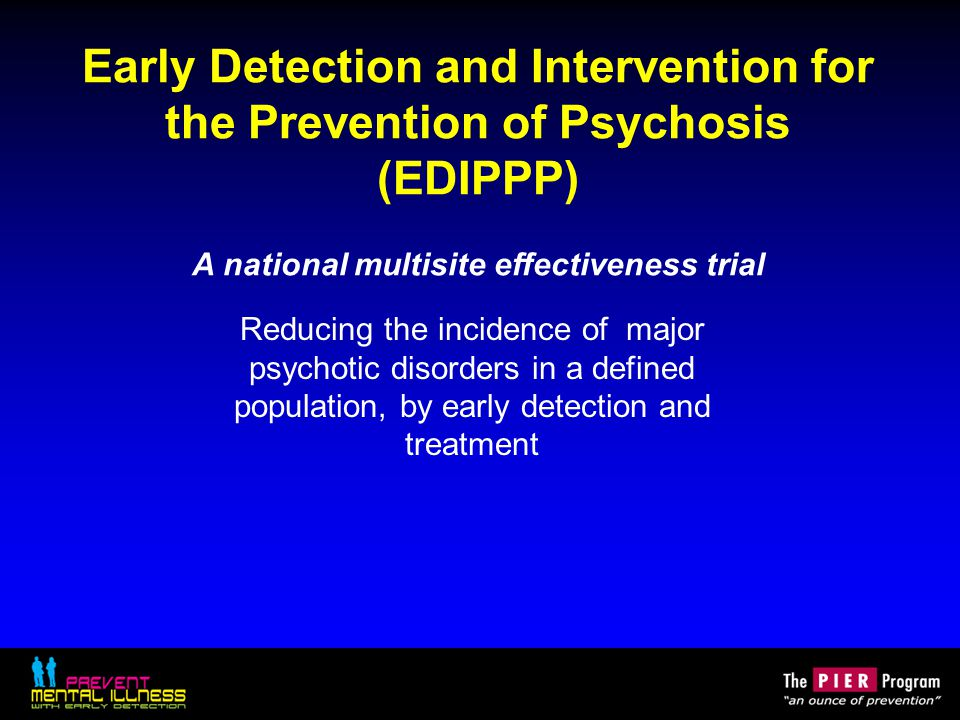 A national multisite effectiveness trial