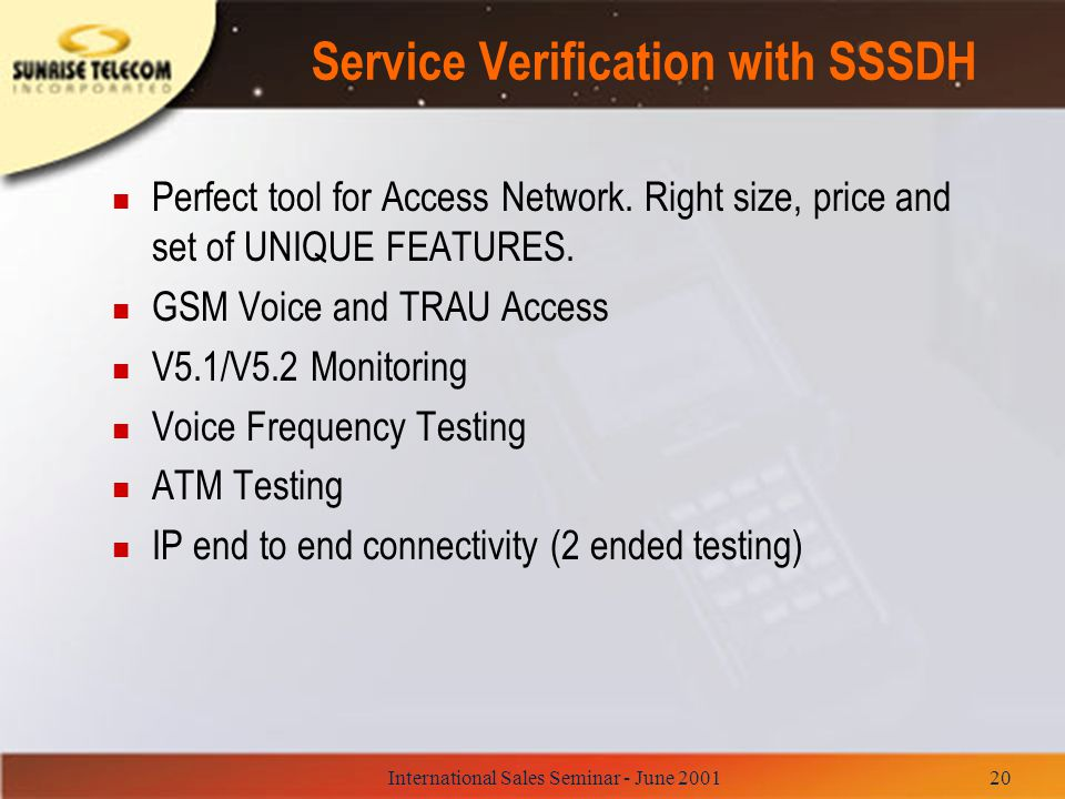 Service Verification with SSSDH