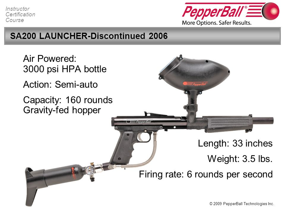 SA200 LAUNCHER-Discontinued 2006