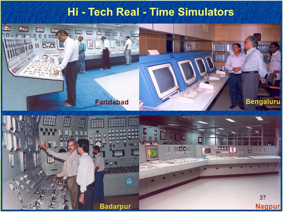 Hi - Tech Real - Time Simulators