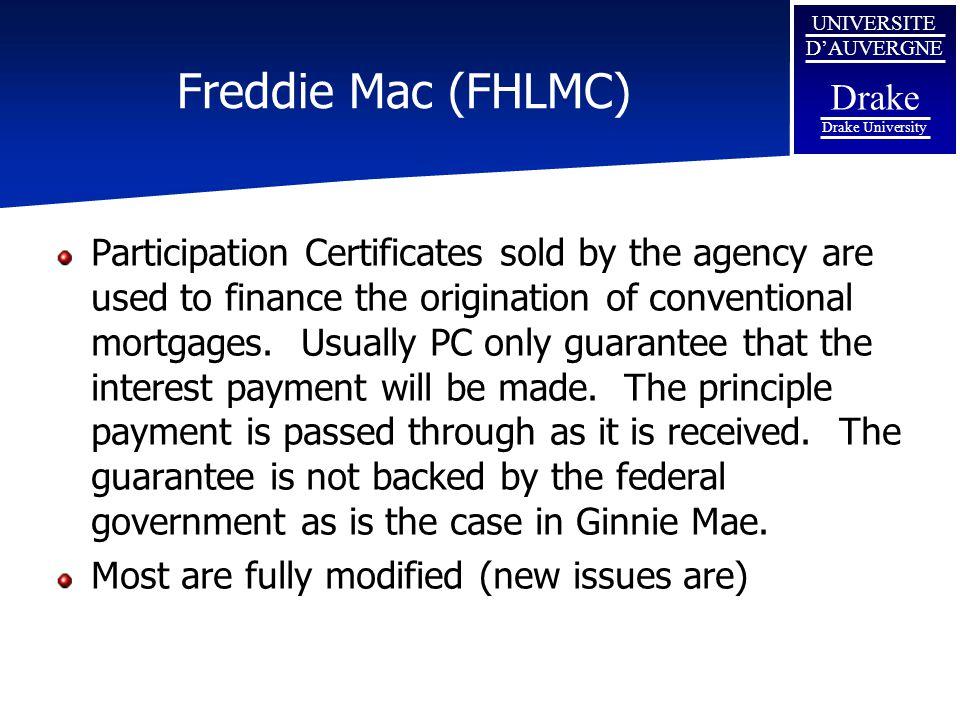 Freddie Mac (FHLMC)