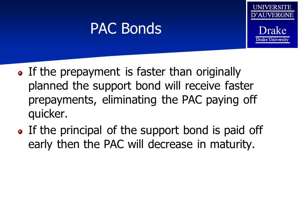 PAC Bonds