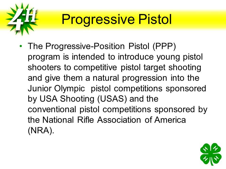 Progressive Pistol