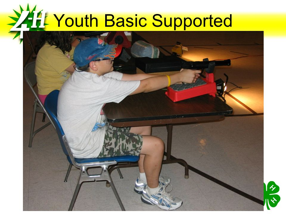 Youth Basic Supported
