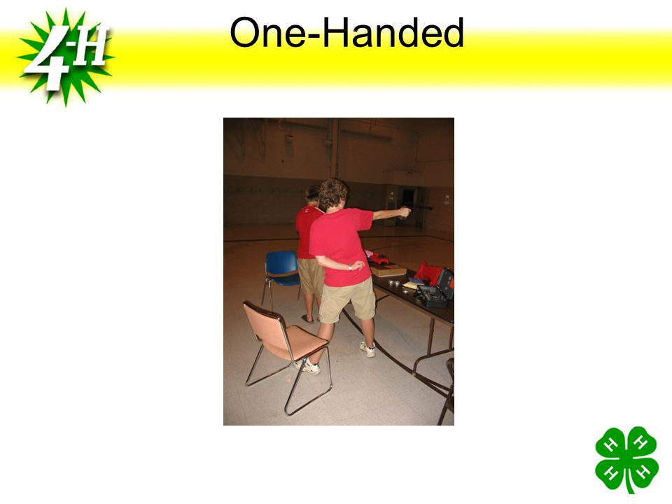 One-Handed