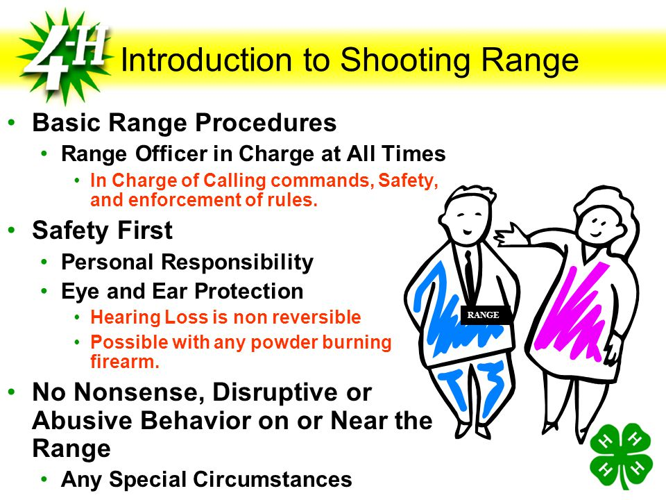 Introduction to Shooting Range