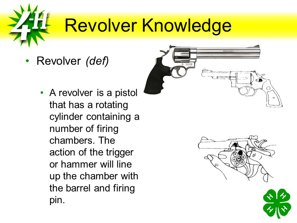 Revolver Knowledge Revolver (def)